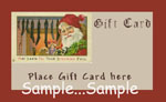 T39 - Gift Card Inserts