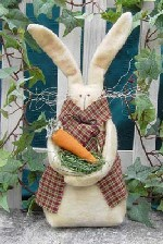 415 - Betsy the Bunny Pattern