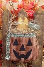 425 - Kitty Pumpkin Pattern