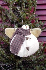 461 - Singing Snow Angel Pattern