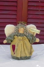 492 - Country Angel Pattern