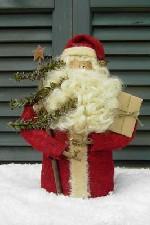 507 - Old Thyme Santa Pattern