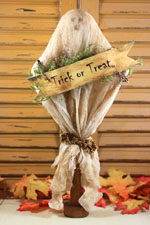 """710 - """"Trick or Treat"""" Ghost Pattern"""