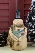745 - Baby Frosty Pattern
