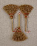 Brooms - Flat Straw