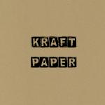 Kraft Paper - Text - 50 Sheets