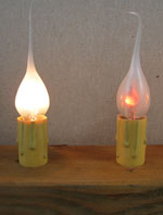 Bulbs - Replacement  Bulbs for Candle Lamps