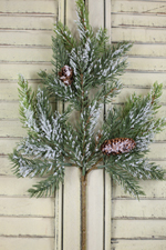 Greenery - White Spruce Pick