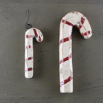 Wooden Candy Canes - Style 2