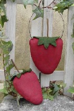 412 - Strawberry Duo Pattern