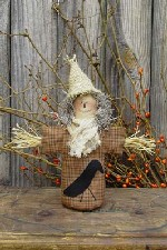 457 - Sidney the Scarecrow Pattern