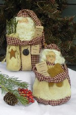 540 - Mr & Mrs Claus Pattern