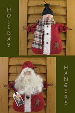 615 - Holiday Hangers Pattern