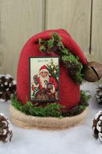 660 - Vintage Santa Hat Pattern