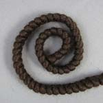Curly Crepe Wool - Brown (Medium)