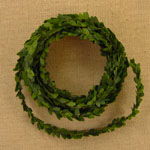 Baby Leaf Boxwood Garland