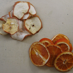 Apple Slices & Orange Slices
