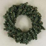 "6"" Mini Canadian Pine Wreath"