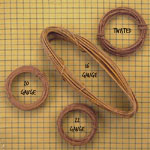 Rusty Wire - 24 gauge