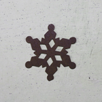 "Rusty Snowflake - 2"""