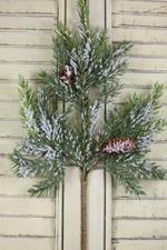Greenery - White Spruce Pick
